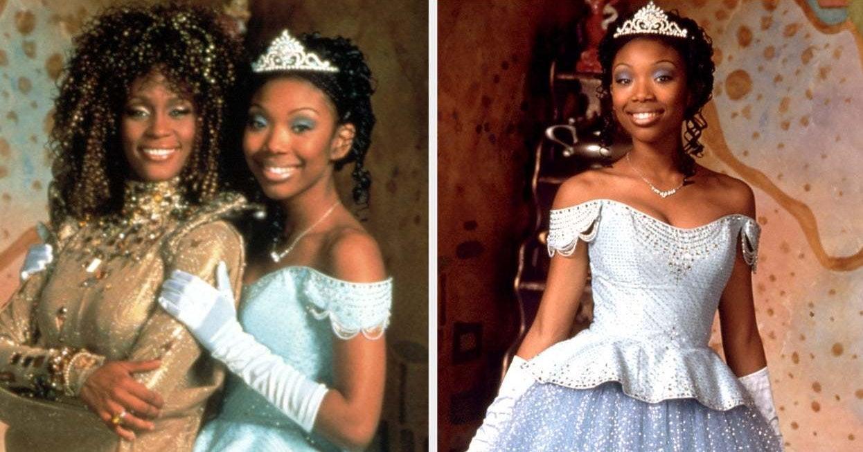 Brandy's Cinderella is finally coming to Disney Plus