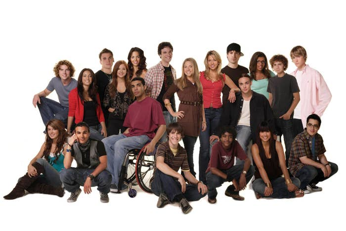 """Degrassi: The Next Generation"" cast"