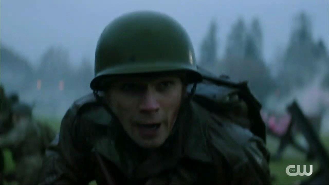 Archie in war