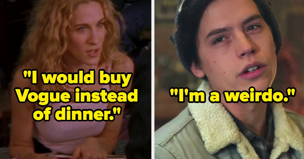 15 TV Lines That Were Meant To Be Serious, But Are Actually Hilarious - BuzzFeed