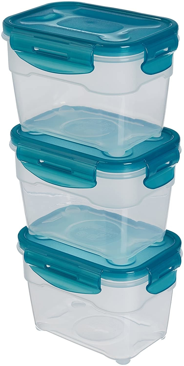 An airtight storage containers