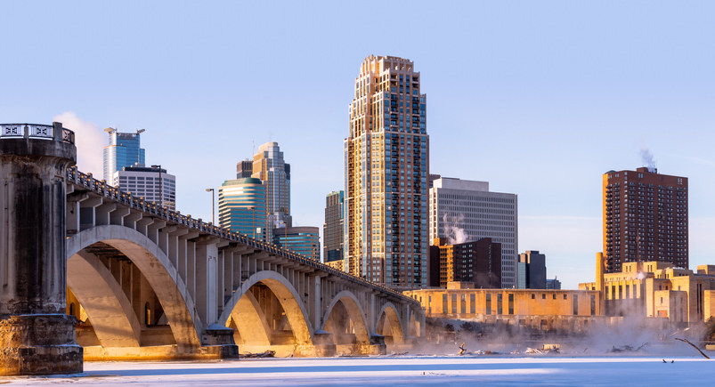 Minnesota city
