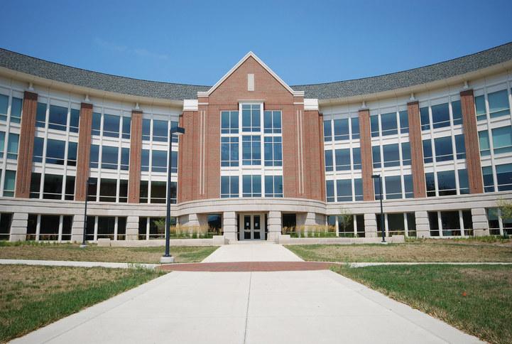 Dorm at Ball State University