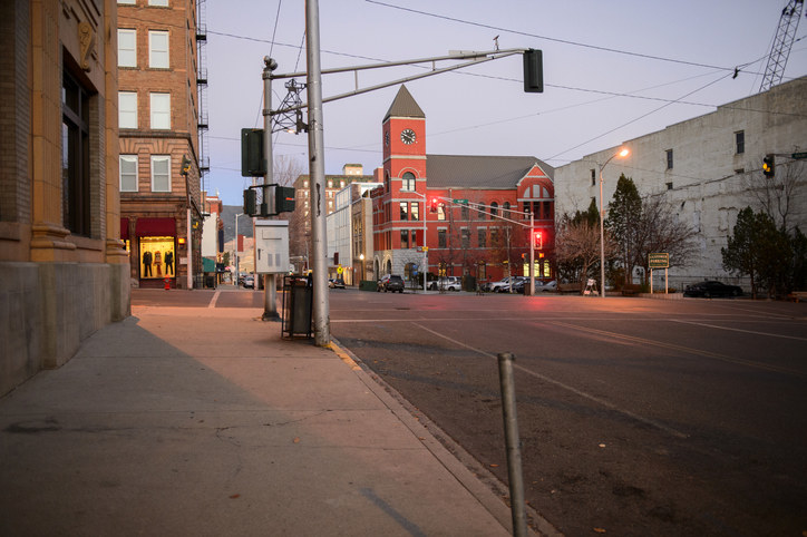 Montana city