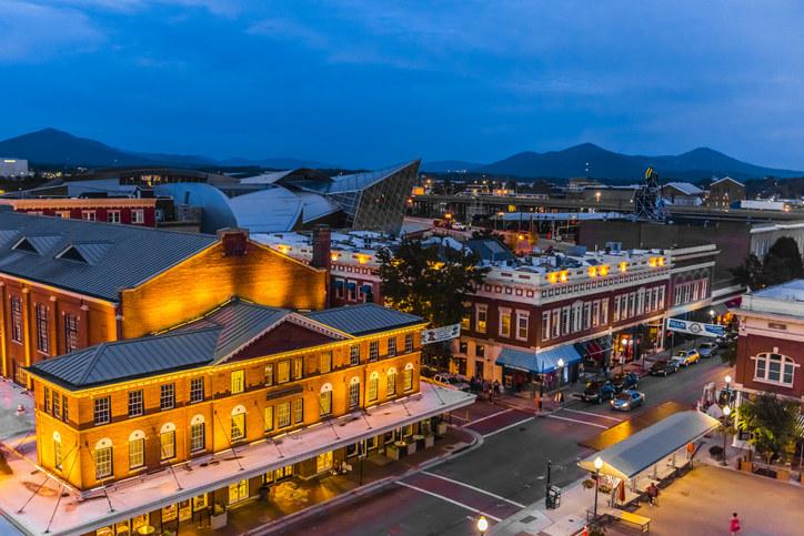 Historic Virginia town