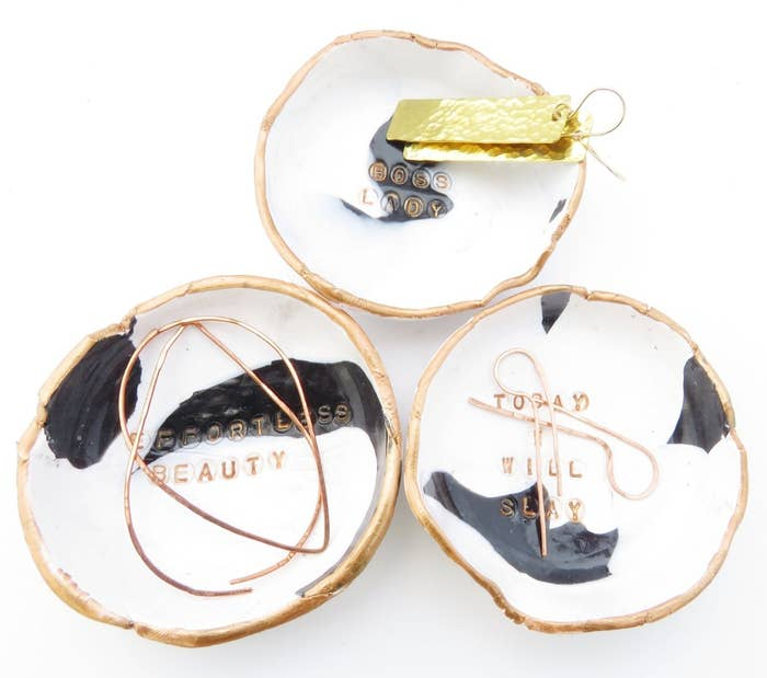 the three different types jewelry trays
