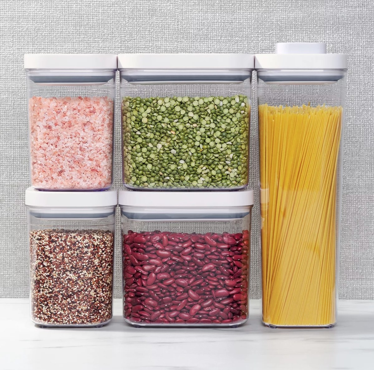 The Oxo containers