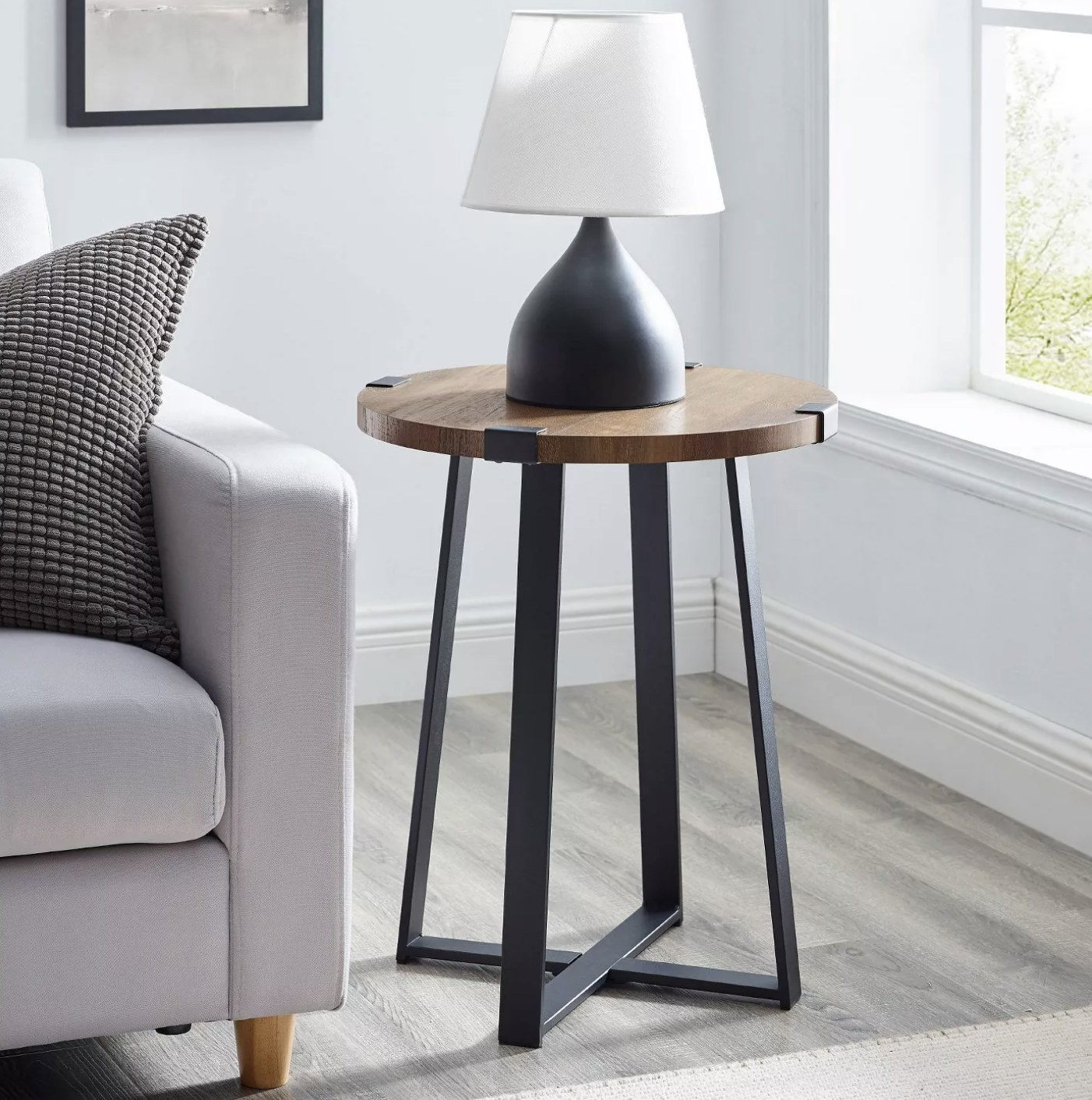 The side table