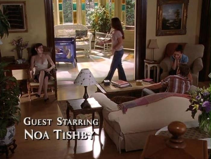 The sisters are in the sitting room of the Halliwell Manor