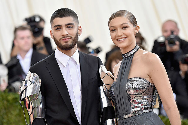 Gigi Hadid Casually Showed Off An Adorable New Tattoo In Honor Of Her Baby Girl, Khai - BuzzFeed