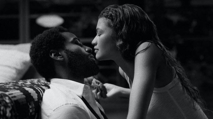 """John David Washington and Zendaya star in """"Malcolm & Marie"""""""