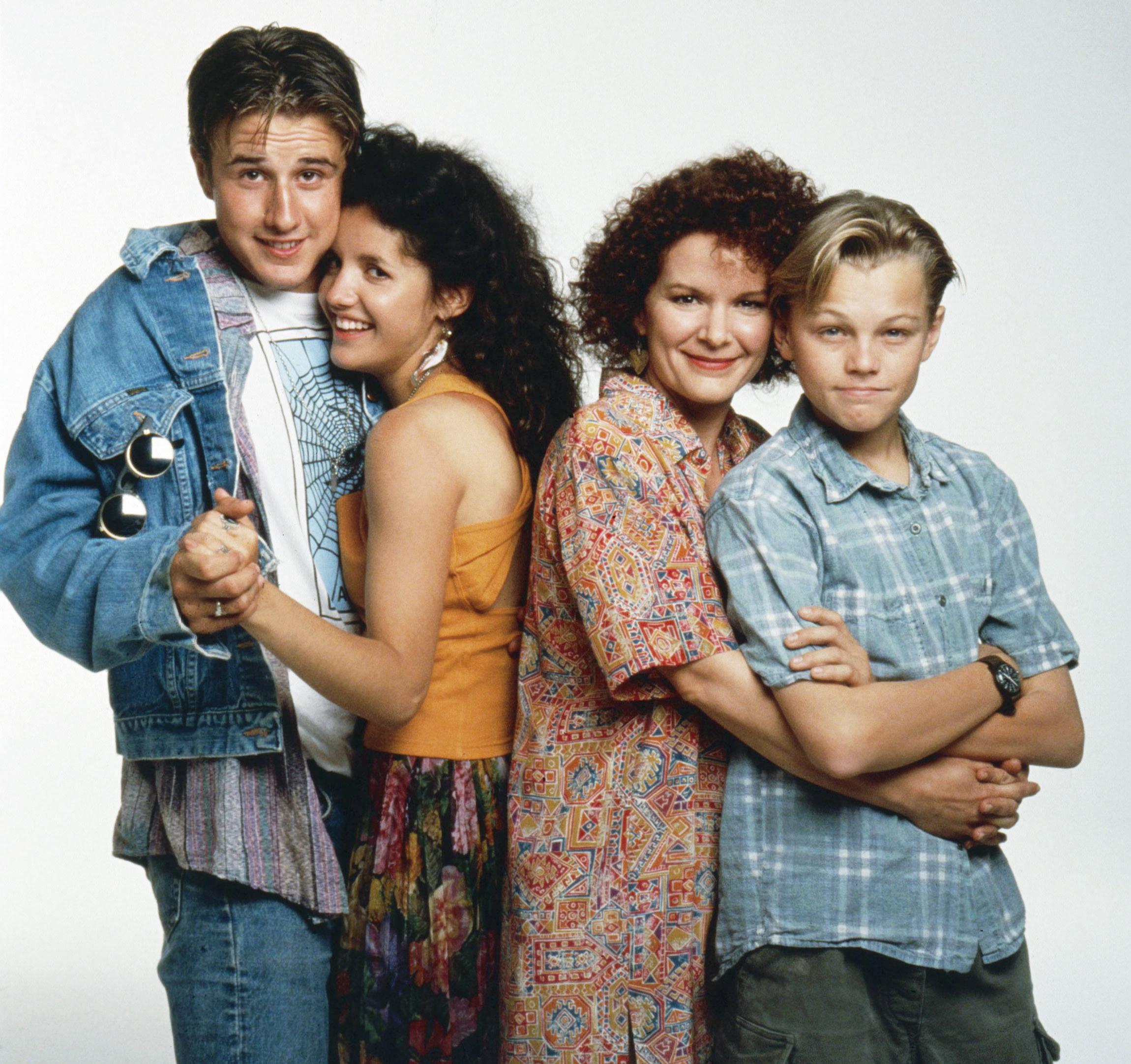 Cast photo of 1990's Parenthood