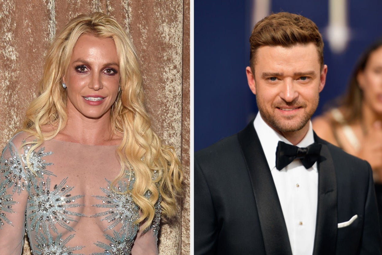 <p>Britney Spears Fans Are Calling Out Justin Timberlake After The New Britney Doc Aired thumbnail