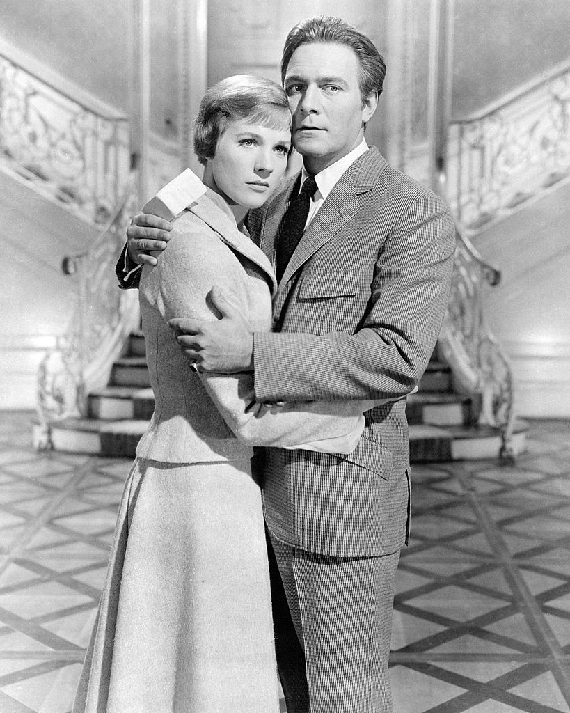 """Julie and Christopher in """"Sound of Music"""""""