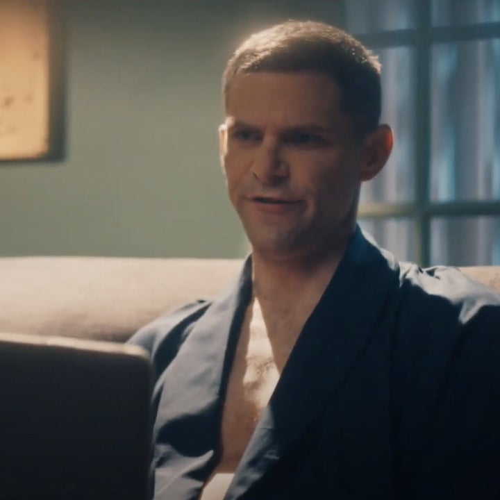 Mikey Day from SNL looks at a listing he wants to dlip