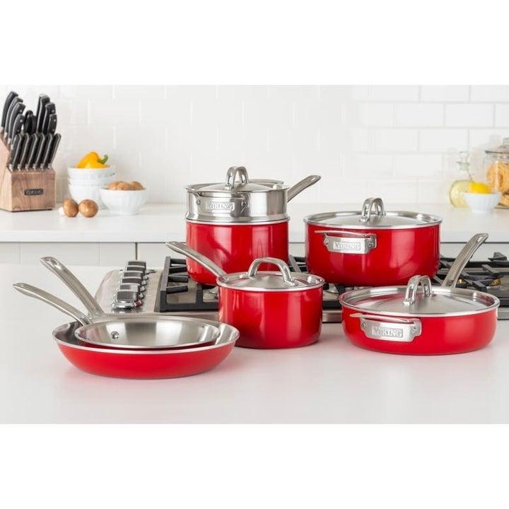2-Ply 11-Piece Cookware Set