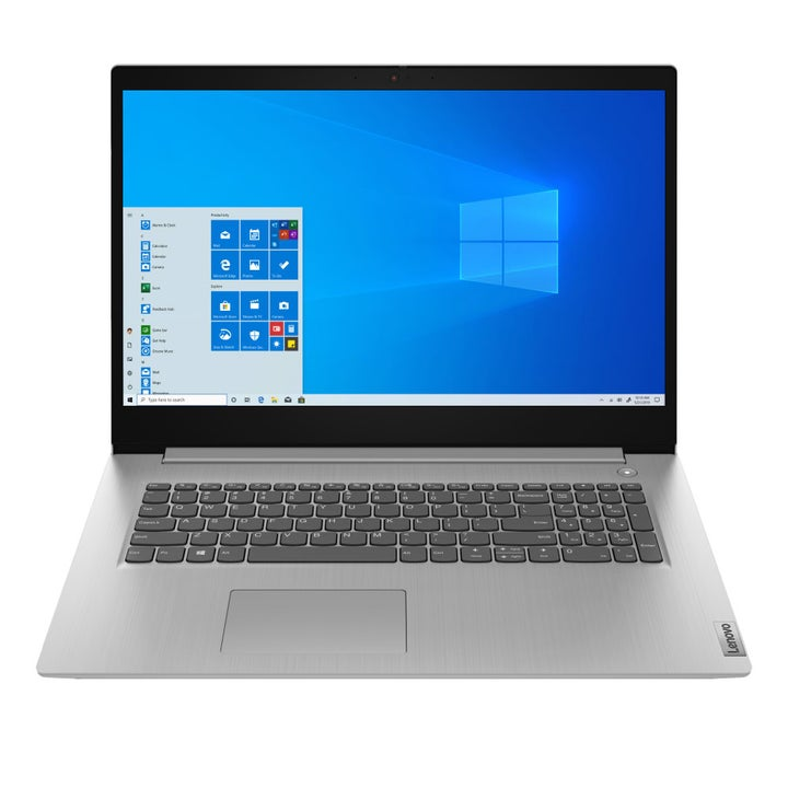 silver grey laptop