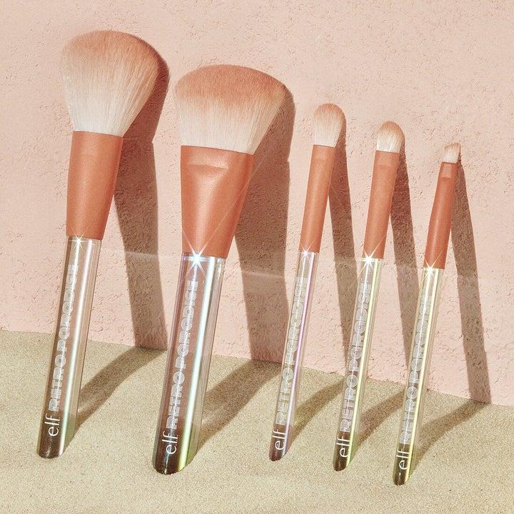 five piece brush set