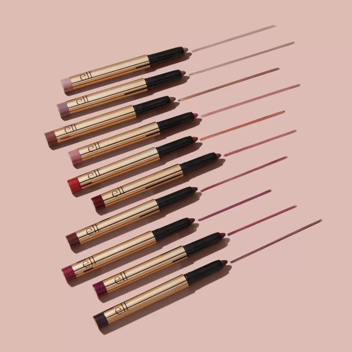 matte lipsticks in different shades