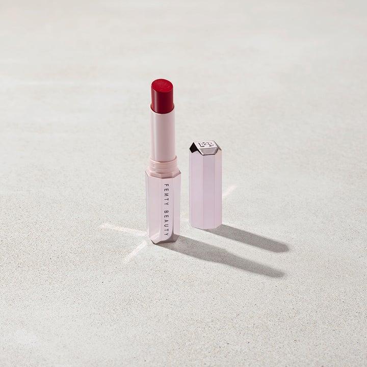 Mattemoiselle lipstick in red