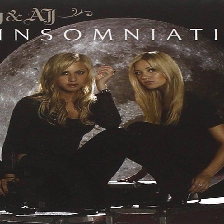 Aly & AJ insomniatic record