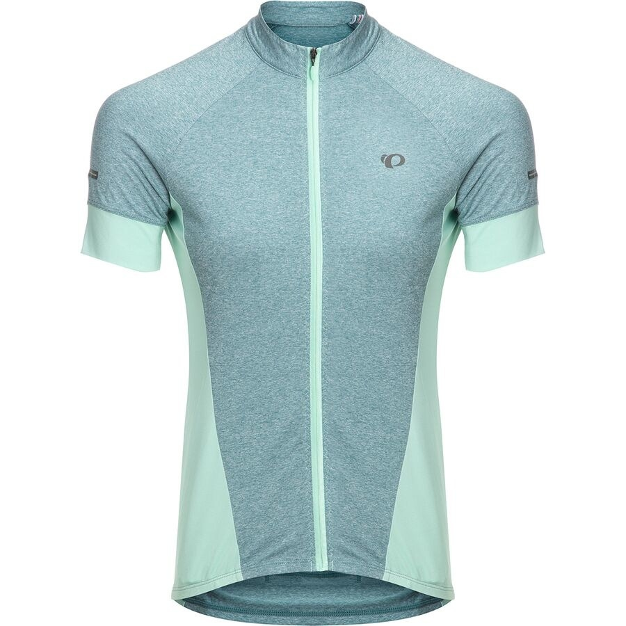 The jersey in the color Arctic/Mist Green