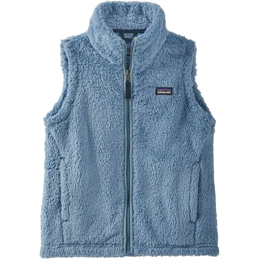 The vest in the color Berlin Blue