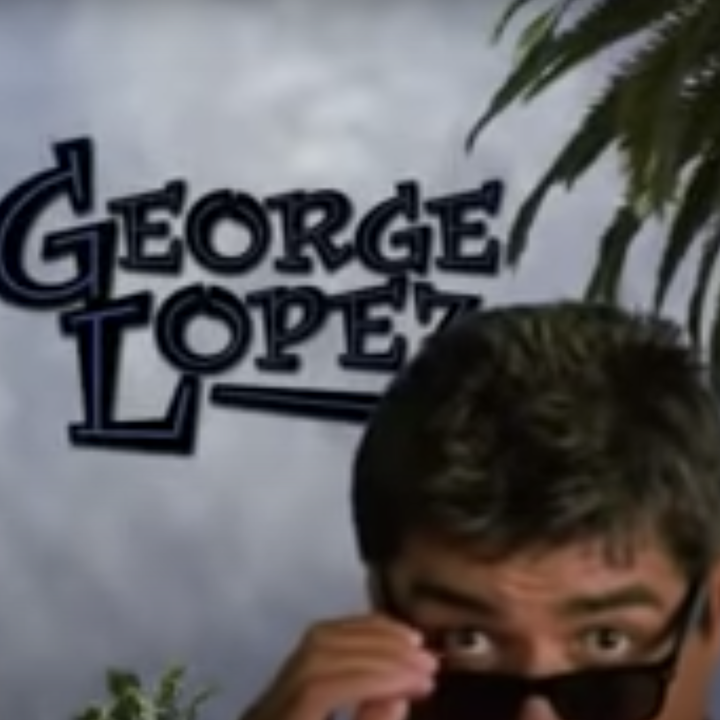 George Lopez opening credits image