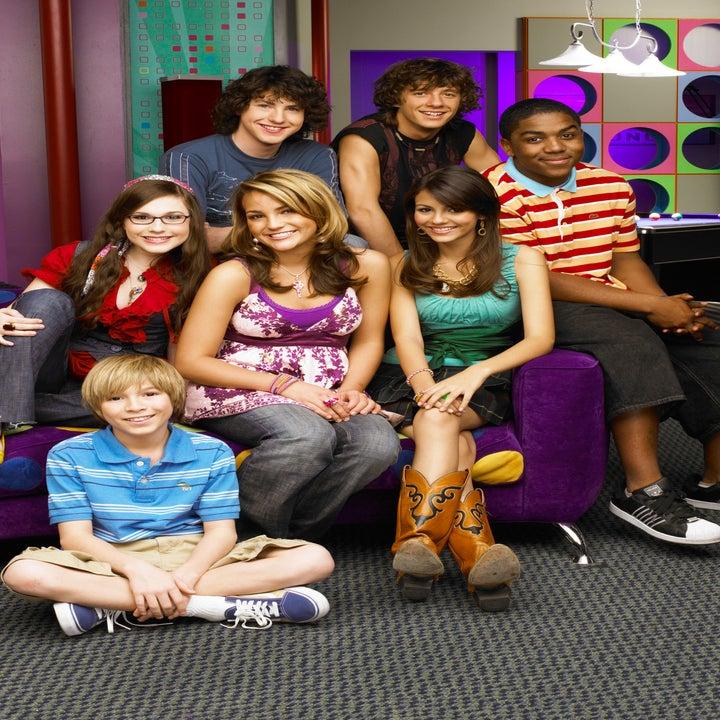 Zoey 101 cast