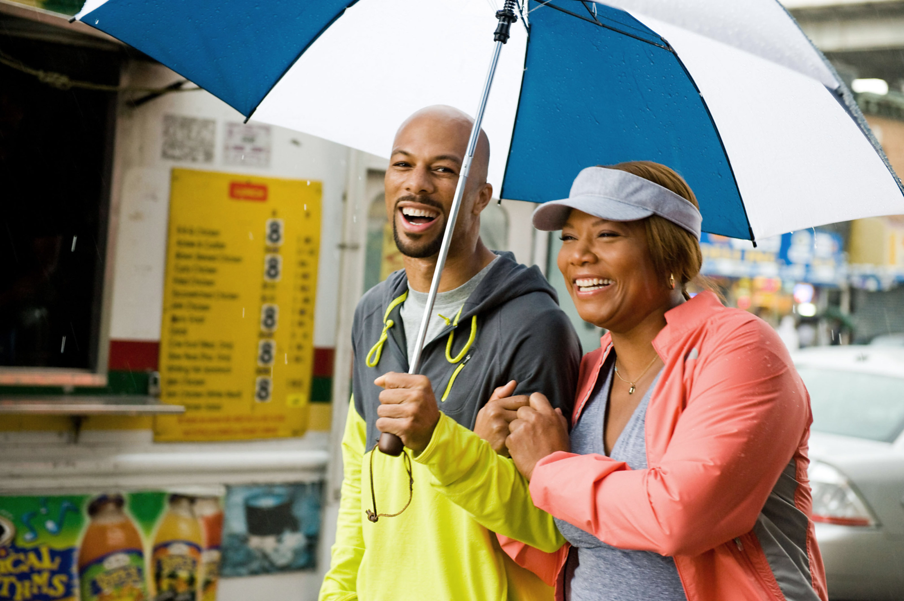 """Common and Queen Latifah in """"Just Wright"""""""