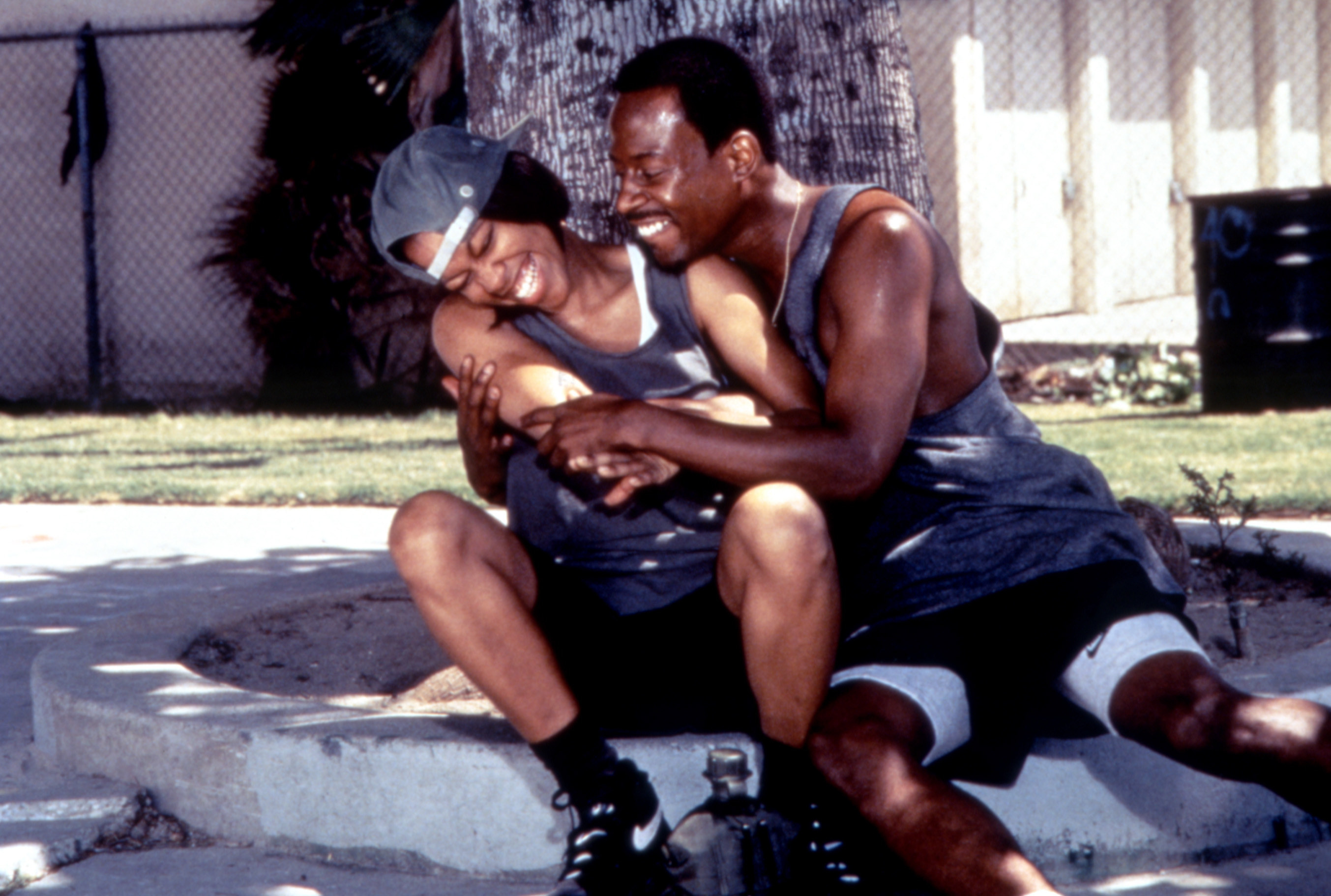 """Regina King and Martin Lawrence in """"A Thin Line Between Love and Hate"""""""