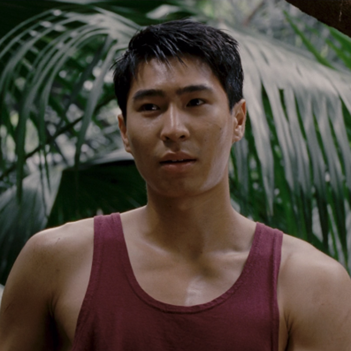Pang playing Lee in Tomorrow, When The War Began