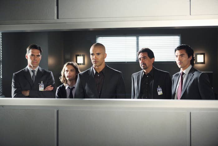 """50 Jokes About """"Criminal Minds"""" Any Super Fan Will Understand On A Personal Level"""