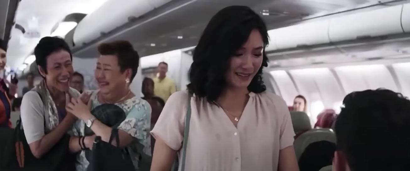 A proposal on a plane