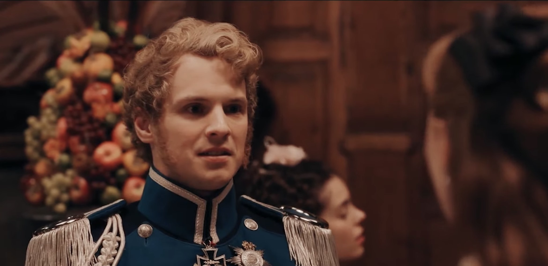 Prince Friedrich in Bridgerton