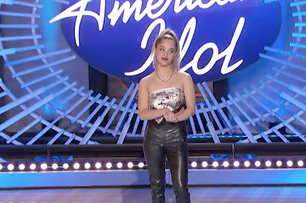 "Get Ready For Claudia Conway On The Season Premiere Of ""American Idol"" 