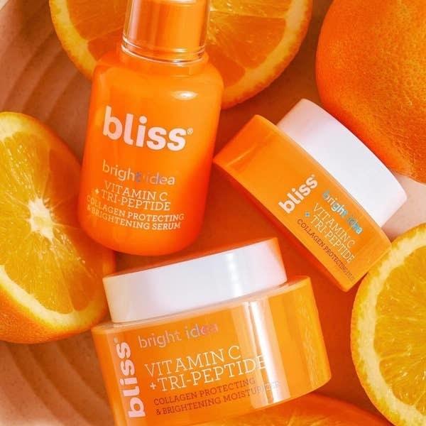 The orange serum