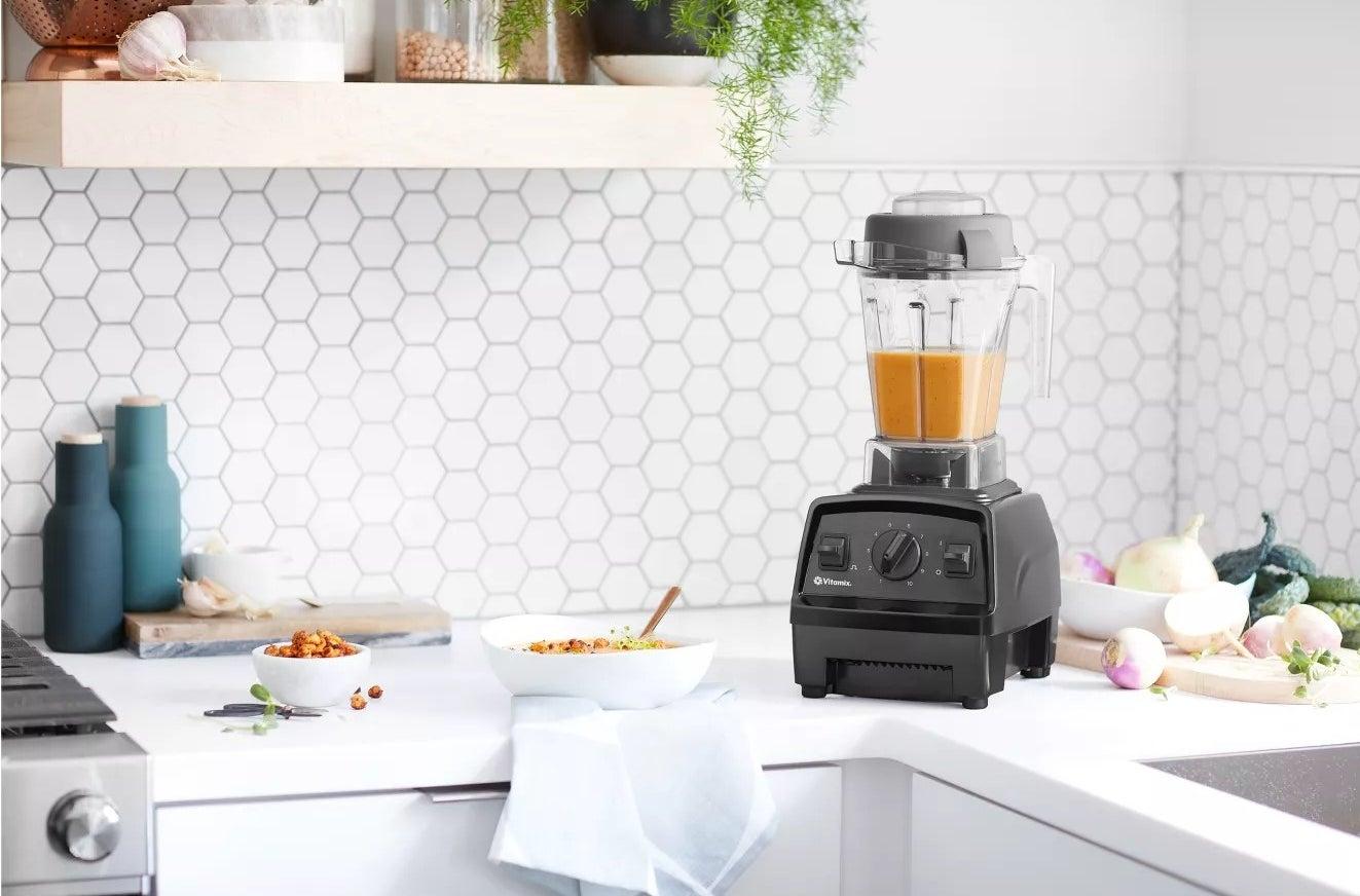 The Vitamix 10-speed blender
