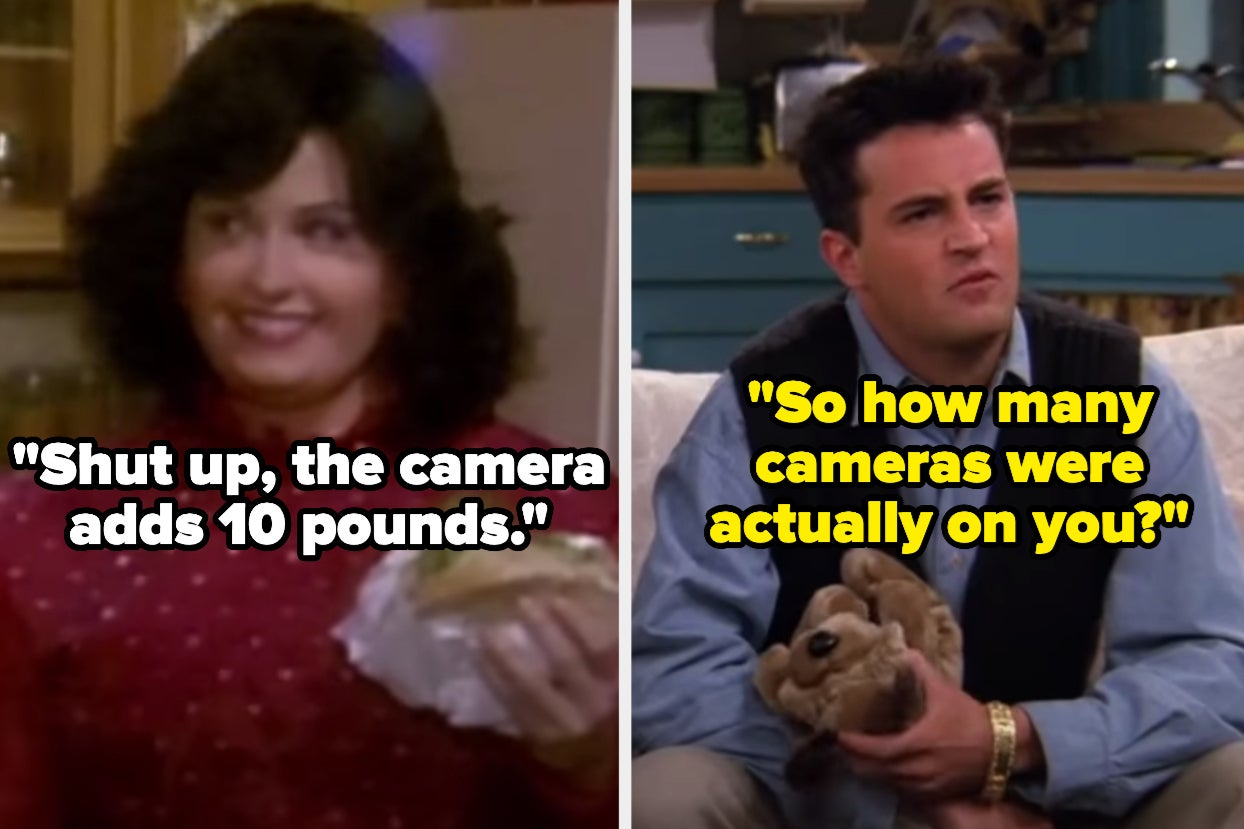 """16 Times """"Friends"""" Did A Truly Horrible Job At Handling Serious Topics"""