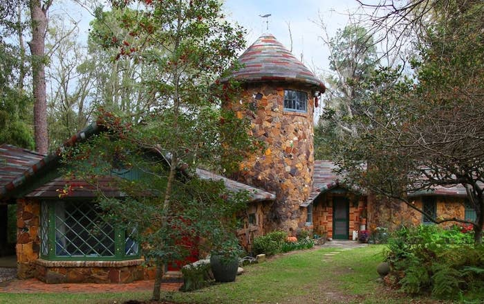 the storybook-inspired home