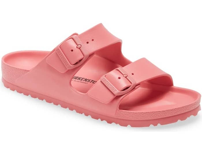 The sandal, in Watermelon Rubber