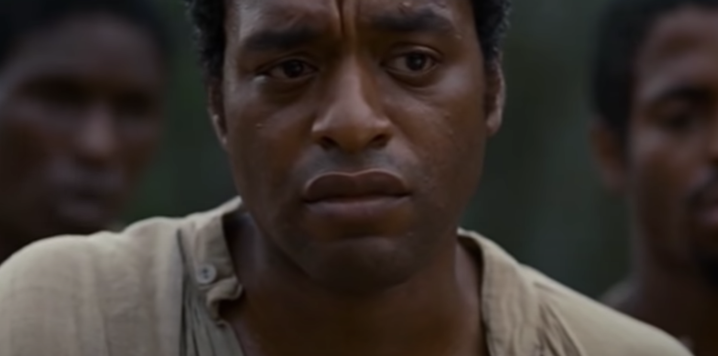 """Chiwetel in """"12 Years a Slave"""""""