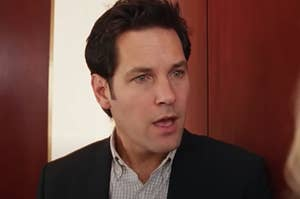 """Paul Rudd in the movie """"How Do You Know"""""""