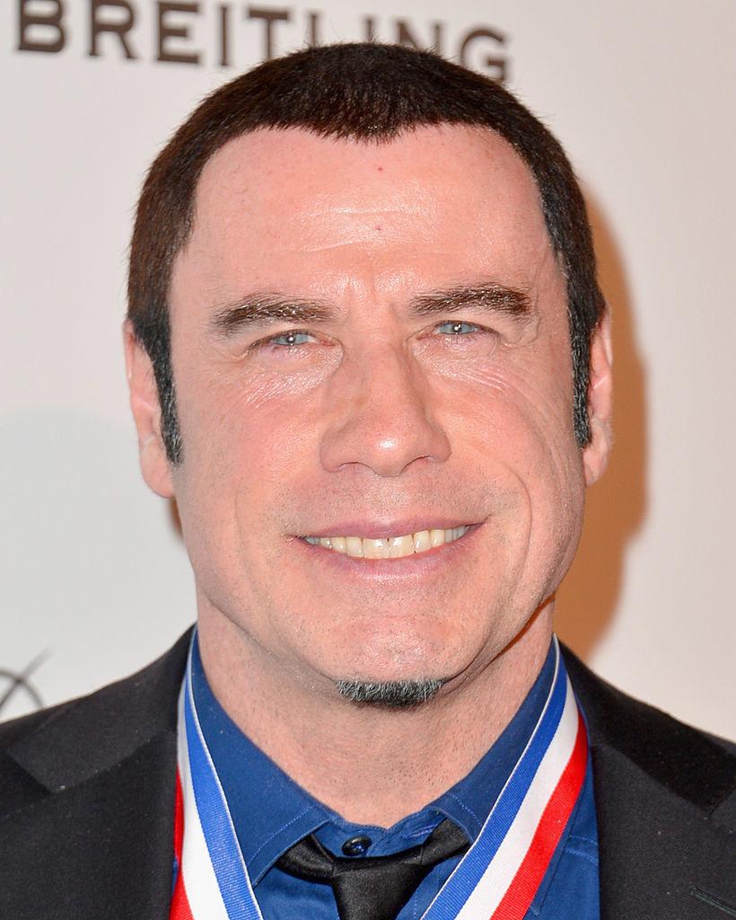 John travolta's chin nubbin