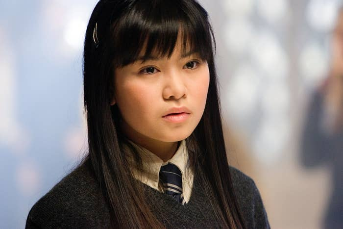 Katie Leung in Harry Potter and the Order of the Phoenix