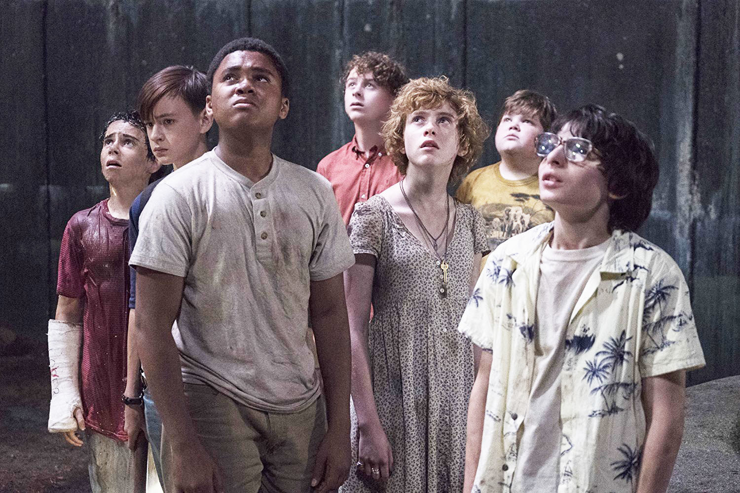 The cast of IT