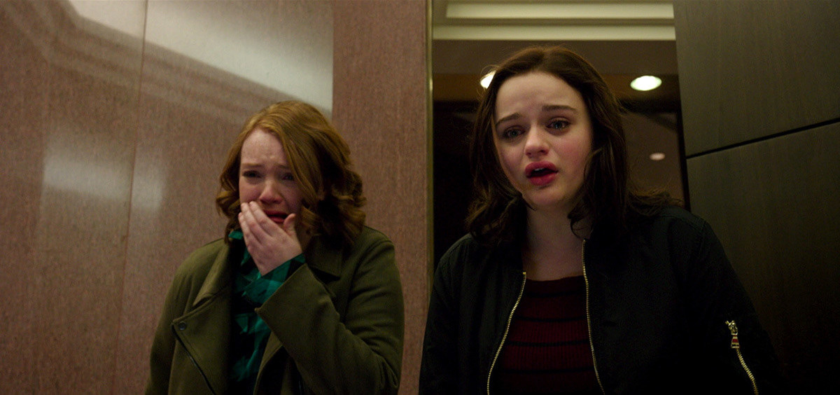 Shannon Purser in Wish Upon