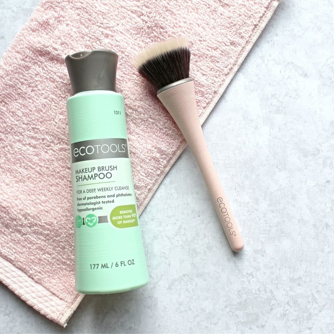 EcoTools Makeup Brush Cleansing Shampoo