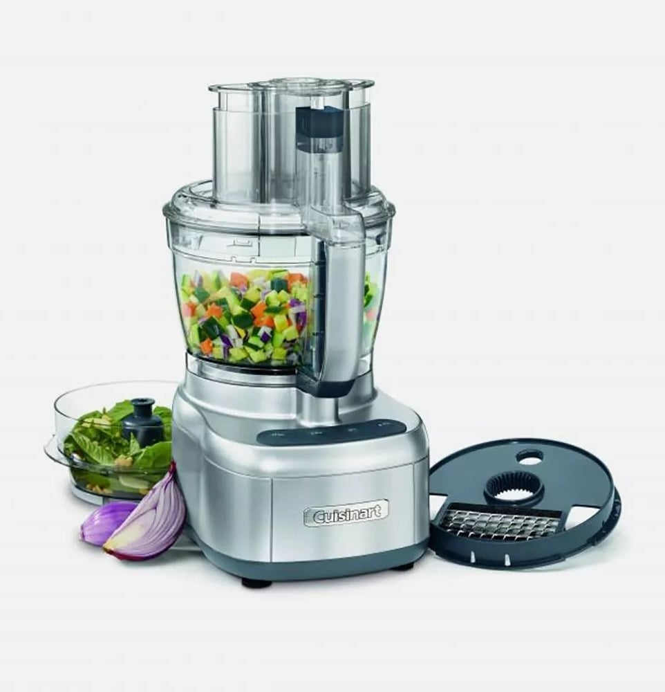 The Cuisinart food processor