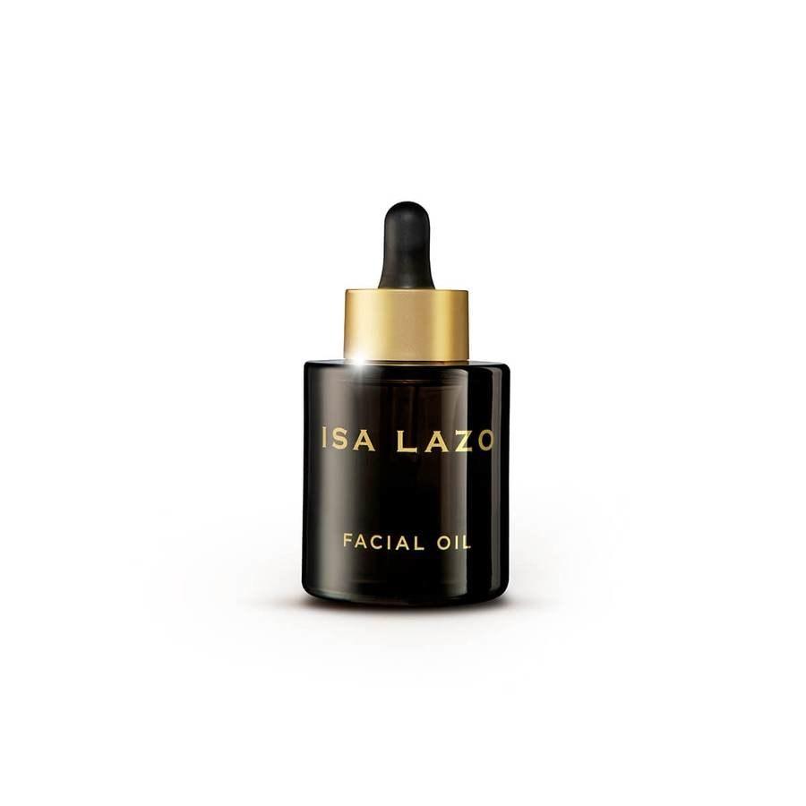 Facial oil.